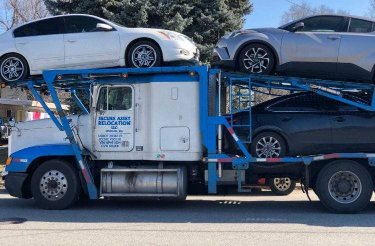 Cheap car shipping service in Washington | Secure Asset Relocation