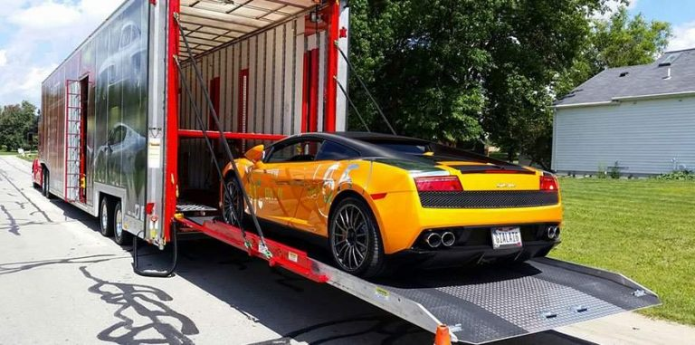 Enclosed car shipping service | Secure Asset Relocation