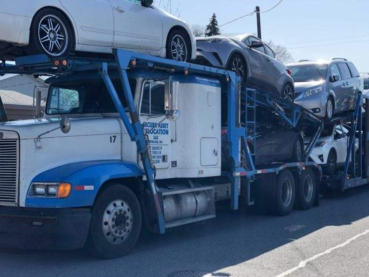 Yakima Car Shipping   Secure Asset Relocation