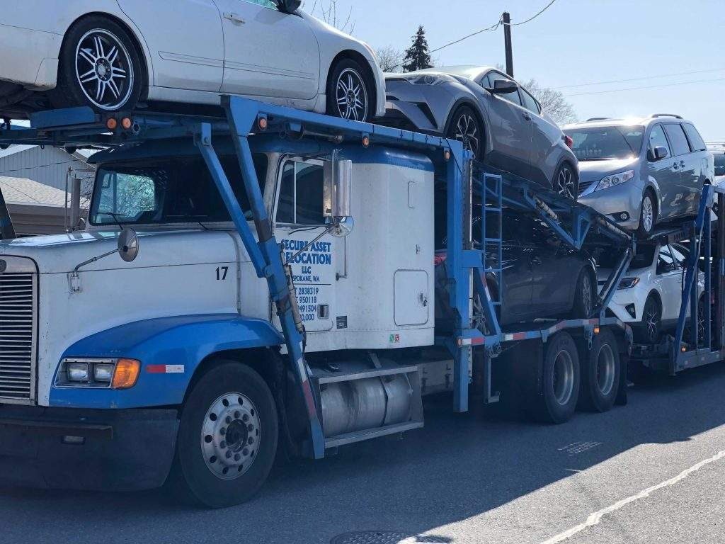 Sammamish car shipping   Secure Asset Relocation